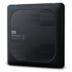 Western Digital - My Passport Wireless Pro disco duro externo 4000 GB Wifi Negro