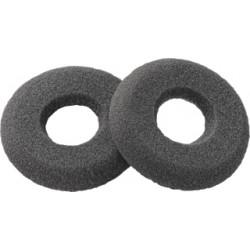 Plantronics - 40709-02 almohadilla para auriculares Negro 2 pieza(s)
