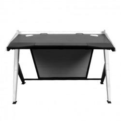DXRacer - GD/1000/NW escritorio para ordenador Negro, Blanco