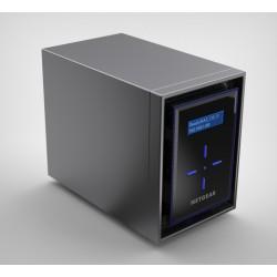 Netgear - ReadyNAS 424 Ethernet Negro NAS
