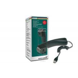 Digitus - Skype USB Negro