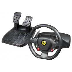 Thrustmaster - Ferrari 458 Italia Volante + Pedales PC Negro
