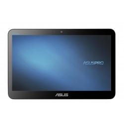 "ASUS - PRO A4110-WD052X 1.6GHz J3160 15.6"" 1366 x 768Pixeles Pantalla táctil Blanco PC todo en uno pcs todo-en-uno"