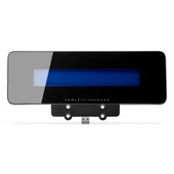 HP - Pantalla 2x20 integrada para minoristas (compatible con caracteres y gráficos complejos)