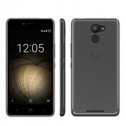"""bq - E000711 funda para teléfono móvil 12,7 cm (5"""") Transparente"""