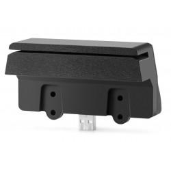 HP - Lector de banda magnética integrado con o sin SRED (lectura e intercambio seguros de datos) de un solo cabezal