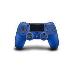 Sony - DualShock 4 Gamepad PlayStation 4 Analógico/Digital USB 2.0 Negro, Azul