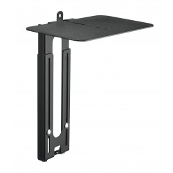 Vogel's - PVA 5050 soporte de altavoz Pared Negro
