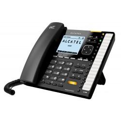 Alcatel - Temporis IP701G teléfono IP Negro Terminal con conexión por cable LCD