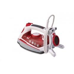 Hoover - TIF 2800 Plancha a vapor Suela de cerámica 2800W Rojo, Color blanco