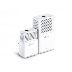 TP-LINK - AV1000 Powerline Wi-Fi Kit 1000 Mbit/s Ethernet Wifi Blanco 2 pieza(s)