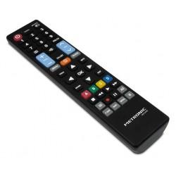 Metronic - 495343 IR inalámbrico Botones Negro mando a distancia