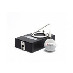Polycom - 2200-23810-002 micrófono Alámbrico Negro, Blanco