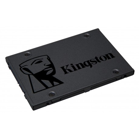 Kingston Technology - A400 SSD 480GB Serial ATA III
