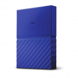 Western Digital - My Passport disco duro externo 3000 GB Azul