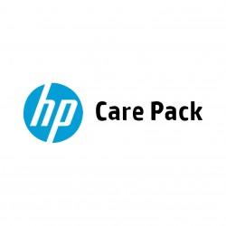 HP - Soporte de hardware , 1 año, post-garantía, respuesta al siguiente día laborable en las instalaciones del cliente, sólo par