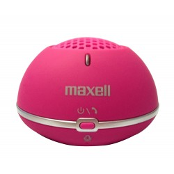 Maxell - MXSP-BT01 Mono portable speaker 2W Rosa