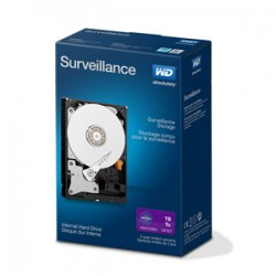 Western Digital - Surveillance Storage 2000GB Serial ATA III disco duro interno