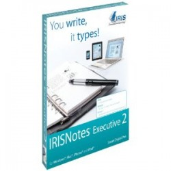 I.R.I.S. - IRISNotes Executive 2 Negro