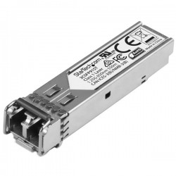 StarTech.com - Módulo Transceptor de Fibra SFP compatible HP 3CSFP91 - 1000Base-SX