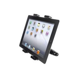 Trust - Universal Car Headrest Holder Tablet/UMPC Negro Soporte pasivo