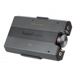 Creative Labs - Sound Blaster E5 amplificador para audífono 24-bit/192kHz Negro