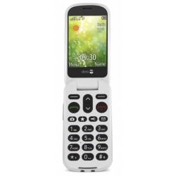 """Doro - 6050 2.8"""" 111g Gris, Color blanco Teléfono básico"""