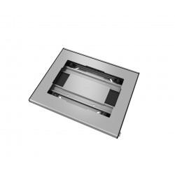 """Vogel's - PTS 2010 soporte de seguridad para tabletas 25,4 cm (10"""") Aluminio, Plata"""