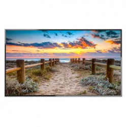 "NEC - MultiSync E556 139,7 cm (55"") LED Full HD Digital signage flat panel Negro"
