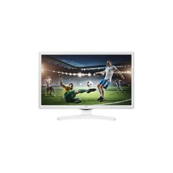 "LG - 28MT49VW-WZ 28"" HD Blanco LED TV"