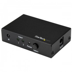 StarTech.com - VS221HD20 HDMI interruptor de video
