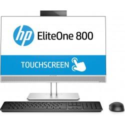 "HP - EliteOne 800 G3 3.4GHz i5-7500 23"" 1920 x 1080Pixeles Pantalla táctil Plata PC todo en uno"