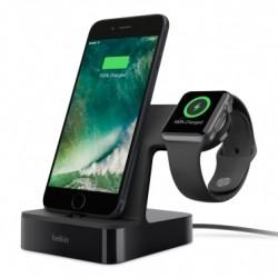 Belkin - PowerHouse estación dock para móvil Smartphone Negro