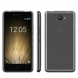"""bq - E000720 funda para teléfono móvil 12,7 cm (5"""") Azul"""