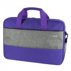"""e-Vitta - Master maletines para portátil 40,6 cm (16"""") Maletín Gris, Púrpura"""