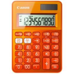 Canon - LS-100K Escritorio Calculadora básica Naranja calculadora