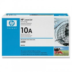 HP - 10A Cartucho de tóner 6000 páginas Negro