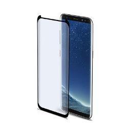Celly - GLASS691F Protector de pantalla Galaxy S8 Plus 1pieza(s) protector de pantalla