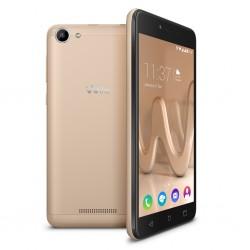 """Wiko - Lenny3 MAX 5"""" SIM doble 2GB 16GB 4900mAh Oro"""