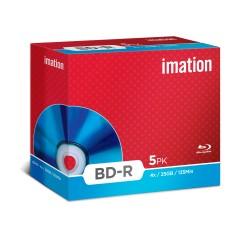 Imation - 5 x BD-R 25GB