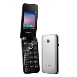 """Alcatel - 20.51D 2.4"""" 97g Plata Característica del teléfono"""