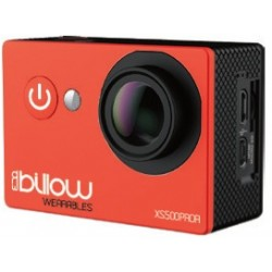 Billow - XS600PRO 16MP 4K Ultra HD Wifi 66g cámara para deporte de acción