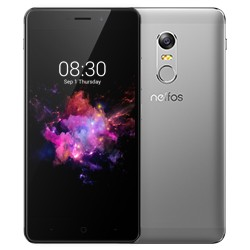 "Neffos - X1 12,7 cm (5"") 2 GB 16 GB SIM doble 4G Gris 2250 mAh"