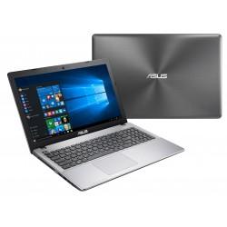"""ASUS - R510VX-DM528T Gris Portátil 39,6 cm (15.6"""") 1920 x 1080 Pixeles 2,8 GHz 7ª generación de procesadores Intel®"""