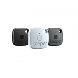 Gigaset - keeper Bluetooth Negro, Blanco