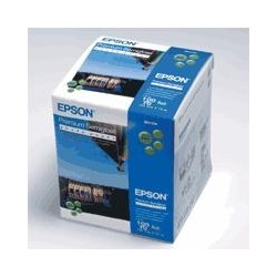 Epson - Premium Semigloss Photo Paper Roll, 100mm x 10m, 251g/m²