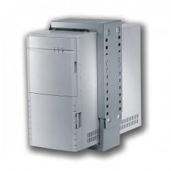 Newstar - CPU-D100WHITE Desk-mounted CPU holder Blanco soporte de CPU