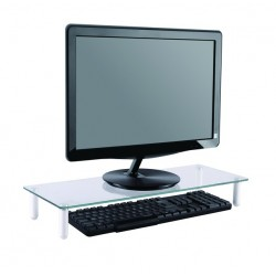 Newstar - NSMONITOR10 soporte para ordenador portátil Transparente