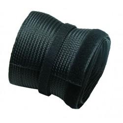 Newstar - NS-CS200BLACK protector de cable Negro 1 pieza(s)
