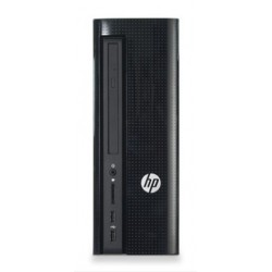 HP - Slimline Ordenador de sobremesa - 260-a103ns